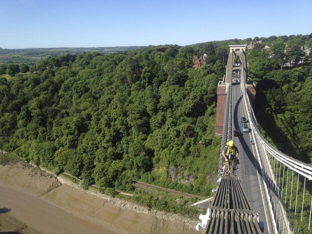 Clifton Suspension Bridge 2012