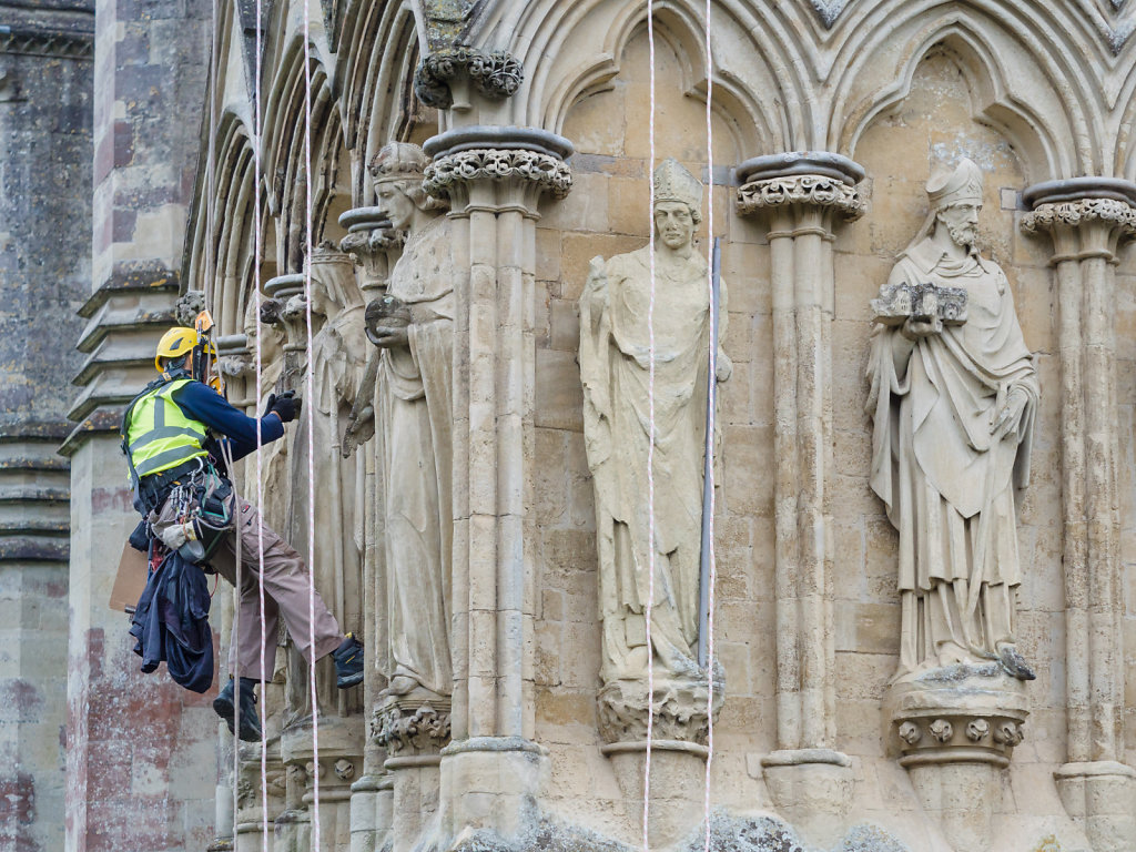 Salisbury Cathedral 2017
